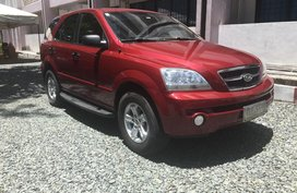 For Sale 4x4 KIA Sorento Red SUV Newly Paited