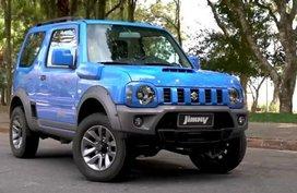 100% Sure Autoloan Approval Suzuki Jimny Brand New 2018
