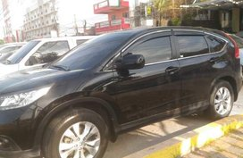 2012 Honda CR-V BLACK made in Japan model auto