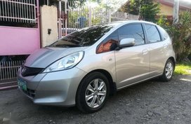 Honda Jazz 2012 Automatic Silver For Sale