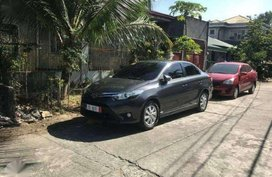 Toyota Vios 1.5G Gas Manual Gray For Sale