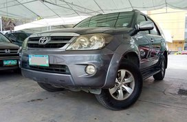 2008 Toyota Fortuner 4X2 G Automatic