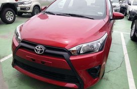2018 Toyota Yaris 1.3 E Manual 37K All in downpayment