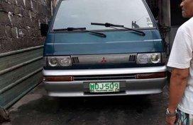 Mitsubishi L300 Versa Van 1998 Green For Sale