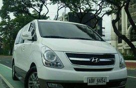 Hyundai Grand Starex 2016 AT White For Sale