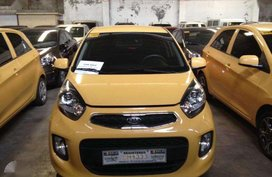2017 Kia Picanto AT Gas RCBC pre owned cars