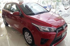 2018 Toyota Yaris 1.3 E Automatic 37k All in Downpayment