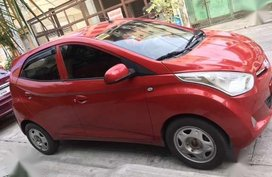 Hyundai Eon GLS 2013 Red HB For Sale
