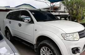 Mitsubishi Montero 2010 Model AT White For Sale