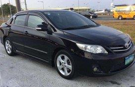Toyota Corolla Altis 1.6V 2014 AT Black For Sale