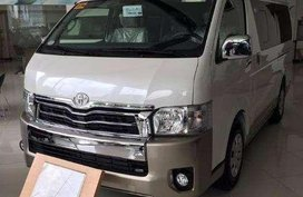 New 2018 150k Down Toyota Hiace For Sale