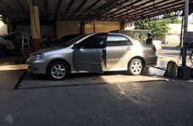 Toyota Corolla Altis 2004 Top of the line AT For Sale