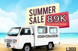 New 2018 Mitsubishi L300 Best Deal For Sale