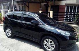 Honda CR-V BLACK 2012 4x2 AT For Sale