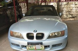 2006 BMW Z3 Top of the Line Silver For Sale