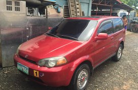 Honda  H-rv Automatic Red SUV For Sale
