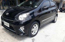 2014 Toyota Wigo G Automatic Black For Sale