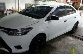 Toyota Vios 1.3 White Sedan Manual For Sale