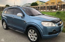 2011 Chevrolet Captiva 4x4 AT Blue For Sale