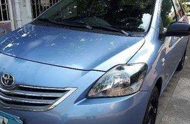 Toyota Vios 2013 1.3 J Manual Blue For Sale
