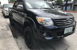 Toyota Hilux 2012 4x2 M/T Diesel for sale