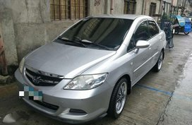 2007 Honda City iDSi All Power Silver For Sale