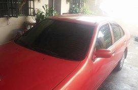 Nissan Sentra 1999 Model Red Sedan For Sale