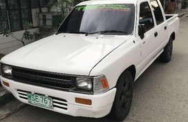 Toyota Hilux Pick-up 4x2 2001 White For Sale
