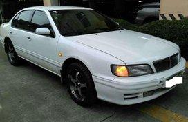 Nissan Cefiro Elite 1999 Matic White For Sale