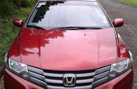 2010 Honda City 1.3 Automatic Red For Sale