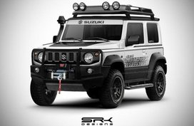 New off-road spec Suzuki Jimny 2019 rendering surfaced online in India