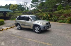 Toyota RAV4 2004 Manual Silver SUV For Sale