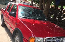 Ford Ranger XLT 2000 Manual Diesel For Sale