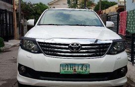 2012 Toyota Fortuner 2.5G AT Diesel 4x2 For Sale