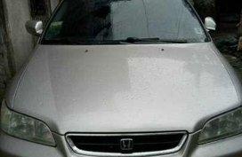 Honda Accord 2000 Silver Sedan Fresh For Sale
