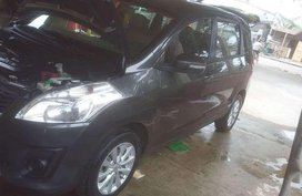 Suzuki Ertiga 2016 Manual Gray For Sale