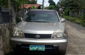 2008 Nissan X-Trail Automatic Silver For Sale