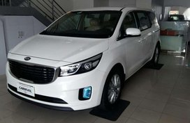 2018 Kia Grand Carnival 11-seaters For Sale