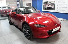 2018 Brand New Mazda Mx-5 Red For Sale