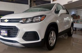 2018 Brand New Chevrolet Trax White For Sale