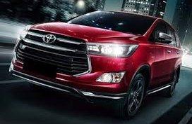100% Sure Autoloan Approval Toyota Innova Brand New 2018