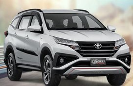 100% Sure Autoloan Approval Toyota Rush Brand New 2018