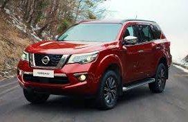 100% Sure Autoloan Approval Nissan Terra Brand New
