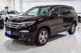 100% Sure Autoloan Approval Honda Pilot Brand New