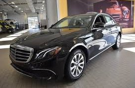 2018 Mercedes Benz E Class Brand New For Sale