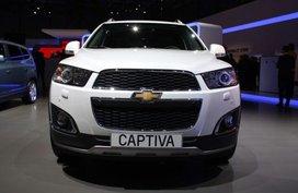 Chevrolet Captiva 2018 for sale