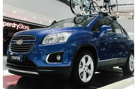 2018 2019 Brand New Chevrolet Trax For Sale