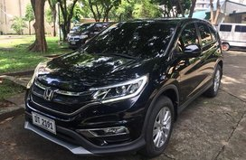 2017 Honda CR-V AT Black Top of the Line For Sale