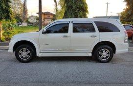 Isuzu Alterra 2011 AT White SUV For Sale