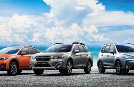 Subaru Ultimate Test Drive to take place in Cebu, Davao & Manila this week